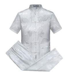 Short sleeve Suit