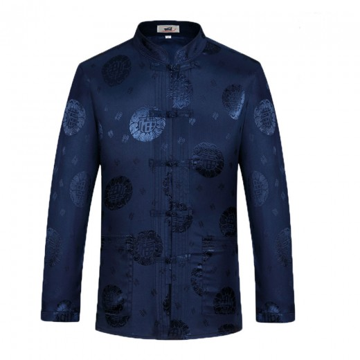 Tang Suit Men Traditional Chinese Clothing Tops